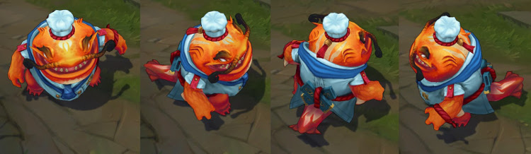 Master Chef Tahm Kench ingame