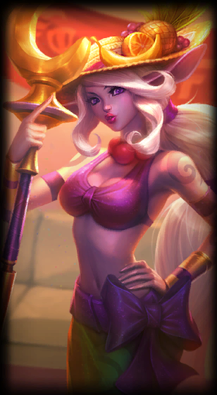 Order of the Banana Soraka neues Splashart
