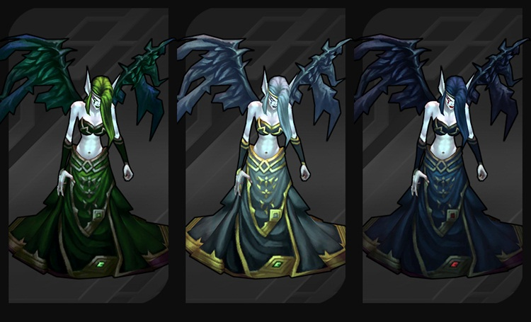 Morgana chroma pack