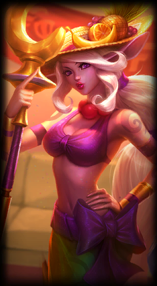 Order of the Banana Soraka altes Splashart