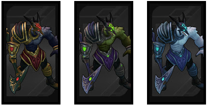 Nasus Chroma Pack